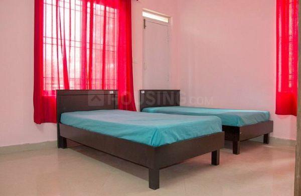 पवई में जीएचपी ट्रिनिटी पवई के बेडरूम की तस्वीर