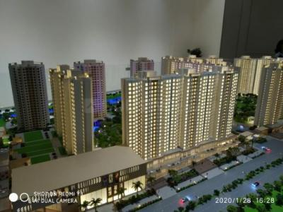Gallery Cover Image of 1200 Sq.ft 3 BHK Apartment for buy in Sunteck Maxx World, Naigaon East for 5700000