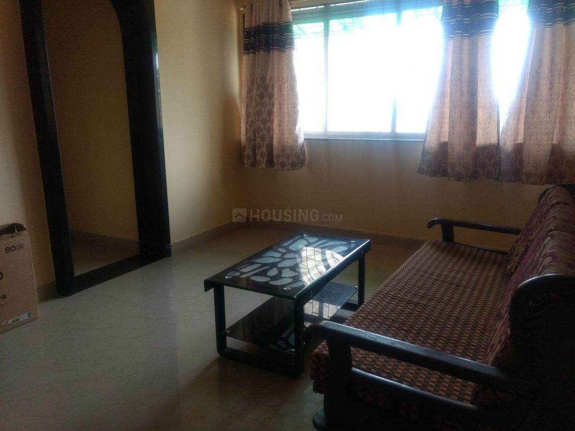 Living Room Image of 750 Sq.ft 2 BHK Apartment for rent in Andheri East for 45000