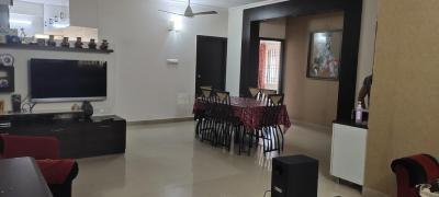 Gallery Cover Image of 1440 Sq.ft 3 BHK Apartment for rent in Sri Lorven Castle, Kaggadasapura for 40000