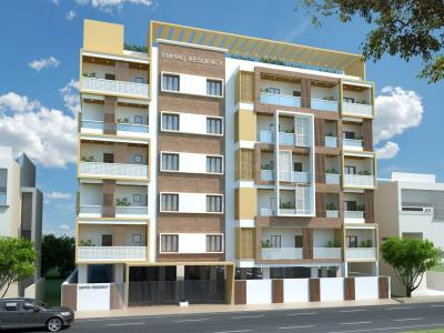 Gallery Cover Image of 1000 Sq.ft 2 BHK Apartment for buy in Bagaluru for 3000000