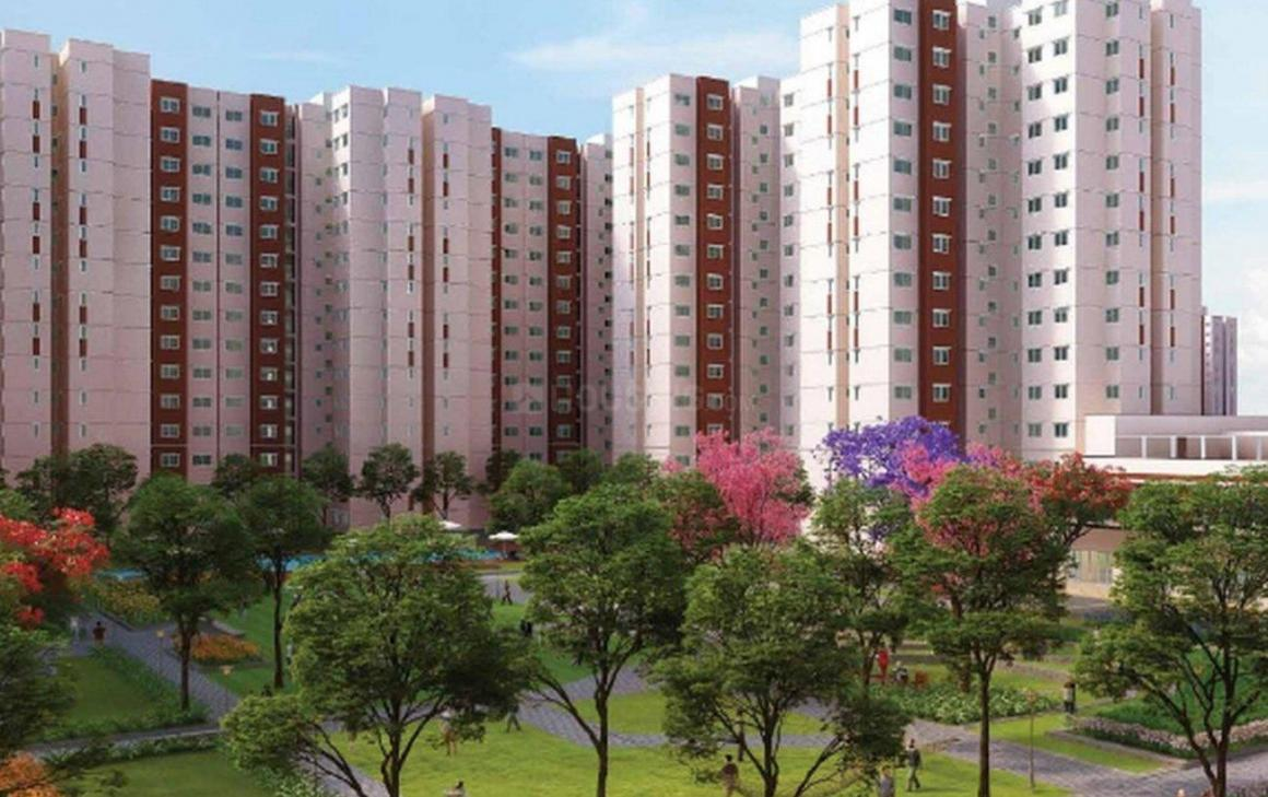 Building Image of 915 Sq.ft 3 BHK Apartment for buy in Attibele for 2882250