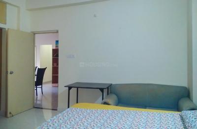 Bedroom Image of Golden Star Flat No-d303 in Krishnarajapura