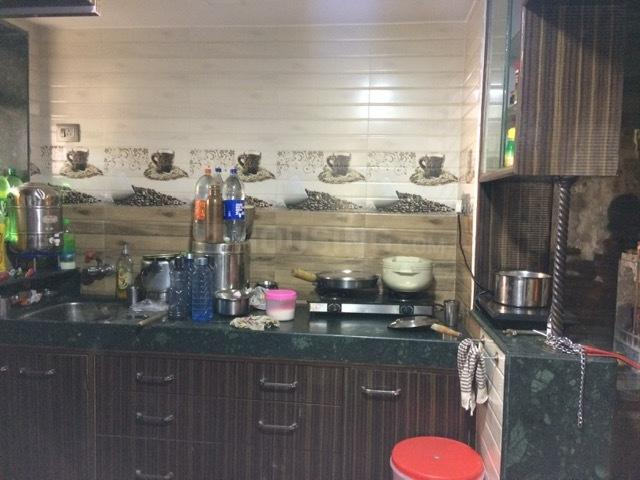 Kitchen Image of 690 Sq.ft 2 BHK Apartment for buy in Dombivli West for 5100000