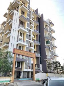 Gallery Cover Image of 1300 Sq.ft 2 BHK Apartment for rent in Moshi for 16000