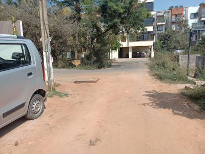 2400 Sq.ft Residential Plot for Sale in R.K. Hegde Nagar, Bangalore