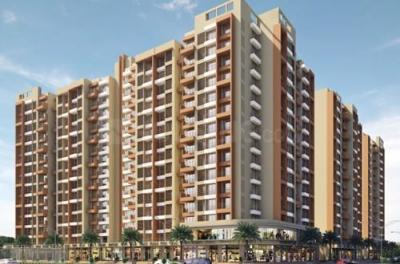Gallery Cover Image of 480 Sq.ft 1 BHK Apartment for rent in Subham, Mira Road East for 12000