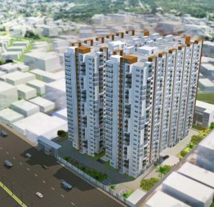 Gallery Cover Image of 1702 Sq.ft 3 BHK Apartment for buy in Saroornagar for 8935500