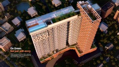 Gallery Cover Image of 2648 Sq.ft 3 BHK Apartment for buy in Altius, Tangra for 22772800