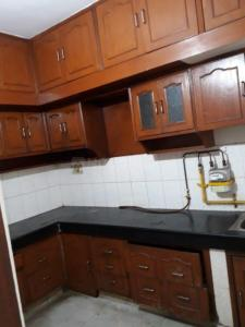 Gallery Cover Image of 2000 Sq.ft 4 BHK Apartment for rent in CGHS National Apartment, Sector 3 Dwarka for 30000