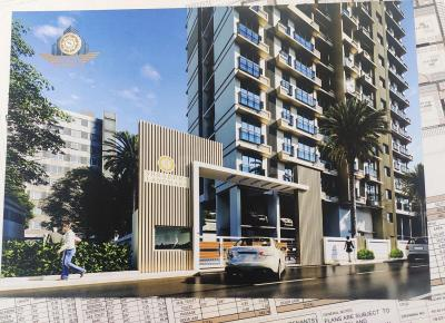 Gallery Cover Image of 534 Sq.ft 1 BHK Apartment for buy in Vikhroli East for 6300000