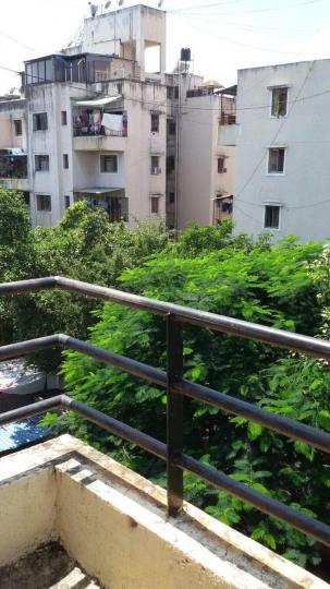 Building Image of 1100 Sq.ft 2 BHK Apartment for rent in Ghorpadi for 18000