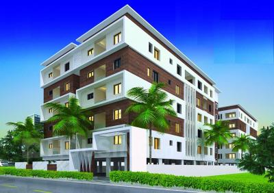 Gallery Cover Image of 1102 Sq.ft 2 BHK Apartment for buy in Attapur for 6565000