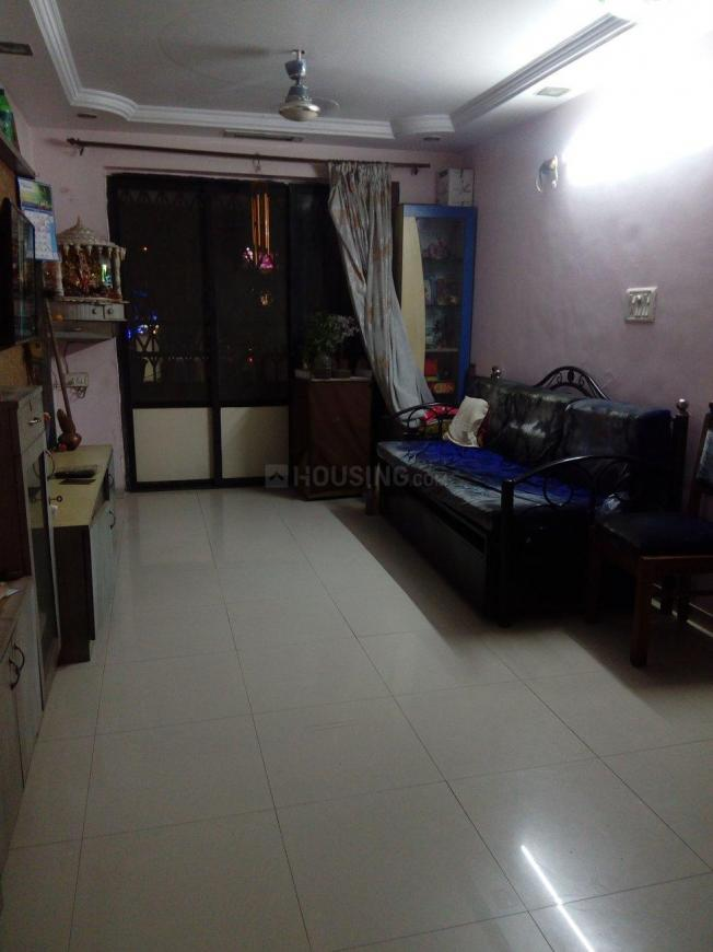 Living Room Image of 1000 Sq.ft 2 BHK Independent House for buy in Kandivali East for 16500000