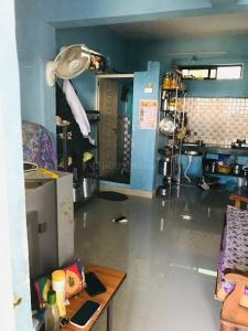 Gallery Cover Image of 350 Sq.ft 1 RK Independent House for rent in Tingre Nagar for 5000