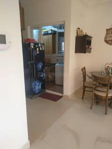 Gallery Cover Image of 695 Sq.ft 1 BHK Apartment for buy in Shriram Chirping Woods, Harlur for 6000000