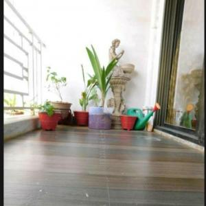 Gallery Cover Image of 1110 Sq.ft 2 BHK Apartment for rent in Nerul for 32500
