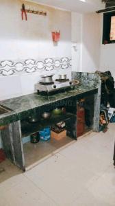 Kitchen Image of Clean Room in Andheri West