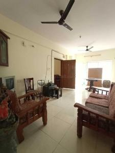 Gallery Cover Image of 1264 Sq.ft 3 BHK Apartment for rent in Brookefield for 33500