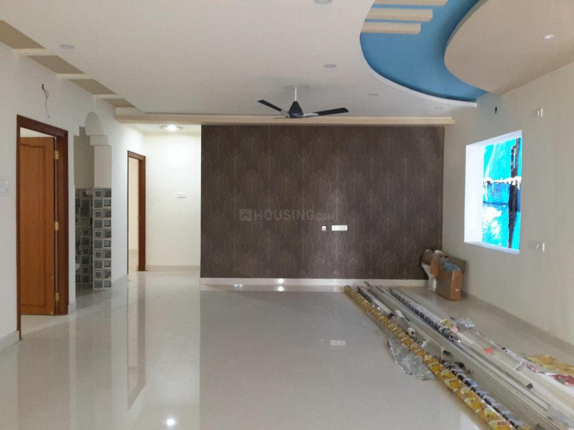 Living Room Image of 2400 Sq.ft 4 BHK Independent Floor for buy in Basheer Bagh for 17000000