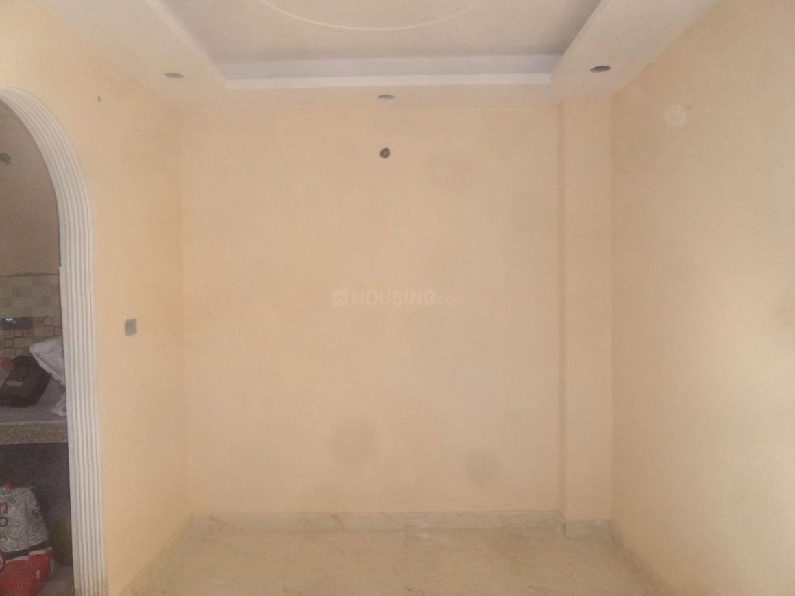 Living Room Image of 450 Sq.ft 1 BHK Independent Floor for rent in Mahavir Enclave for 8000