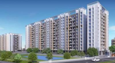 Gallery Cover Image of 1377 Sq.ft 3 BHK Apartment for buy in Kumar Pratham A B C, Moshi for 7321000