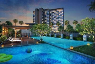 Gallery Cover Image of 750 Sq.ft 1 BHK Apartment for buy in Balaji Exotica Phase 1, Kalyan West for 5600000