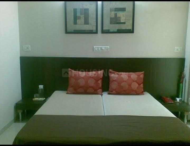 Bedroom Image of A.m. PG in Malviya Nagar