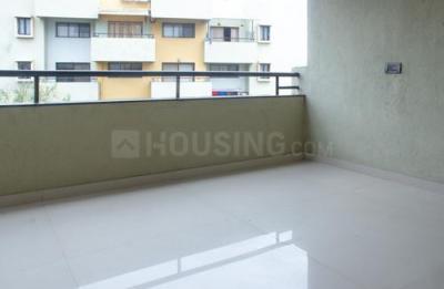 Balcony Image of 10 C, Silvanus Apartments in Pashan