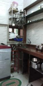 Kitchen Image of Separate Flat On PG in Dadar West