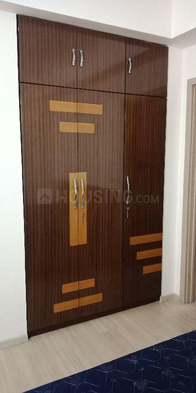 Bedroom Image of 1287 Sq.ft 2 BHK Apartment for rent in New Town for 22000