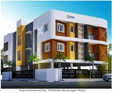 Gallery Cover Image of 1114 Sq.ft 3 BHK Apartment for buy in Rajakilpakkam for 6127000
