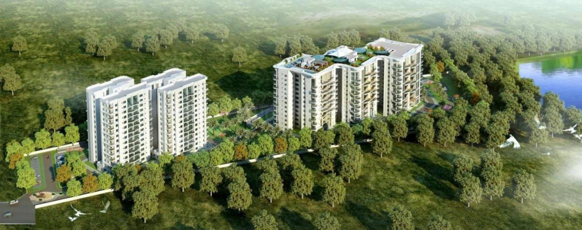 Building Image of 1967 Sq.ft 3 BHK Apartment for buy in Whitefield for 15000000
