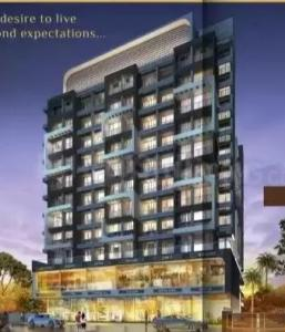 Gallery Cover Image of 1010 Sq.ft 2 BHK Apartment for buy in Calista, Ulwe for 6600000