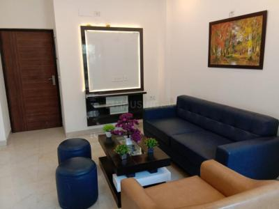 Gallery Cover Image of 900 Sq.ft 1 BHK Apartment for rent in Noida Extension for 11000