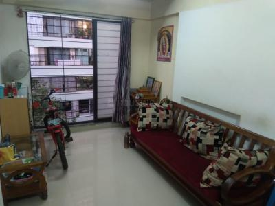 Gallery Cover Image of 670 Sq.ft 1 BHK Apartment for rent in Parel for 23500