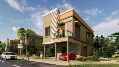 Gallery Cover Image of 600 Sq.ft 2 BHK Villa for buy in Joka for 1250000