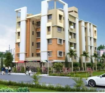 Gallery Cover Image of 1170 Sq.ft 3 BHK Apartment for buy in Adya Exotica Villa, Dhakuria for 6350000