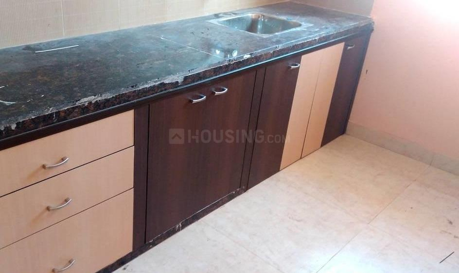 Kitchen Image of 1095 Sq.ft 2 BHK Independent House for rent in Joka for 17000