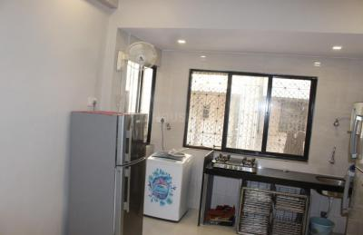 Kitchen Image of Beehive Student Hostel For Girls in Juhu
