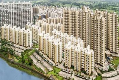 Gallery Cover Image of 680 Sq.ft 2 BHK Apartment for buy in Lodha Golden Sunrise, Antarli for 3900000
