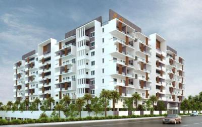 Gallery Cover Image of 1000 Sq.ft 2 BHK Apartment for buy in Kompally for 4500000