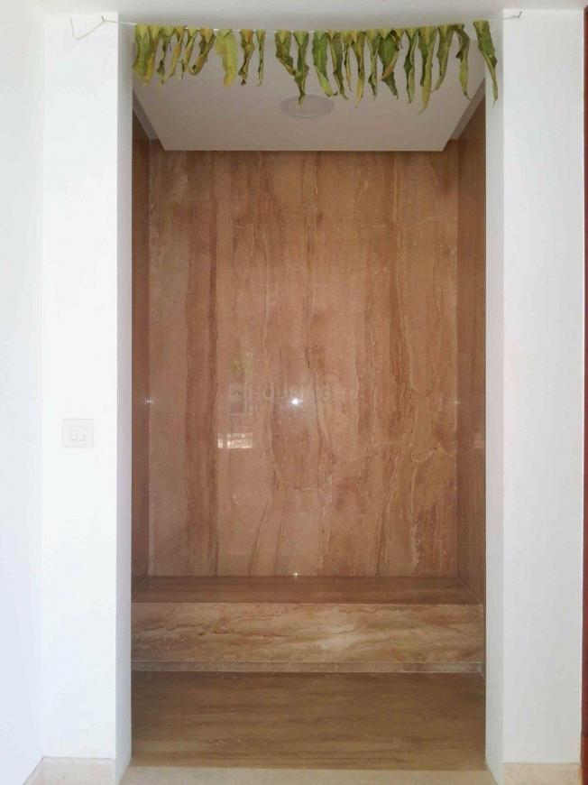 Pooja Room Image of 2610 Sq.ft 3 BHK Independent House for buy in Krishnarajapura for 30000000