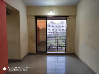 Gallery Cover Image of 700 Sq.ft 1 BHK Apartment for rent in Airoli for 18500