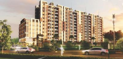Gallery Cover Image of 956 Sq.ft 2 BHK Apartment for buy in Wakad for 5745000