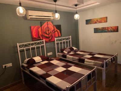 Bedroom Image of Boys And Girls PG in Patel Nagar
