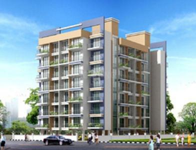 Gallery Cover Image of 1050 Sq.ft 2 BHK Apartment for buy in Neelkanth Patel Galaxy, Ulwe for 7100000