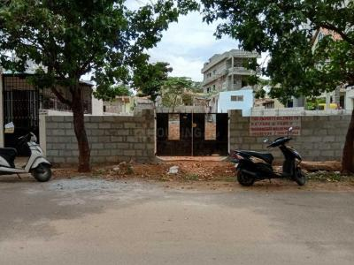 Gallery Cover Image of  Sq.ft Residential Plot for buy in Gnana Bharathi for 39000000