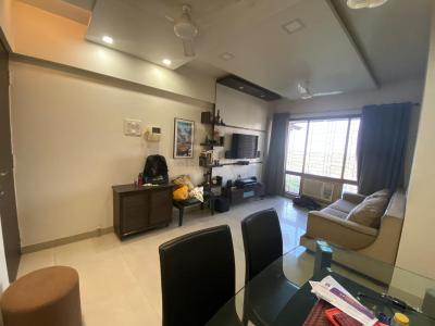 Gallery Cover Image of 741 Sq.ft 1 BHK Apartment for buy in Thane West for 8100000