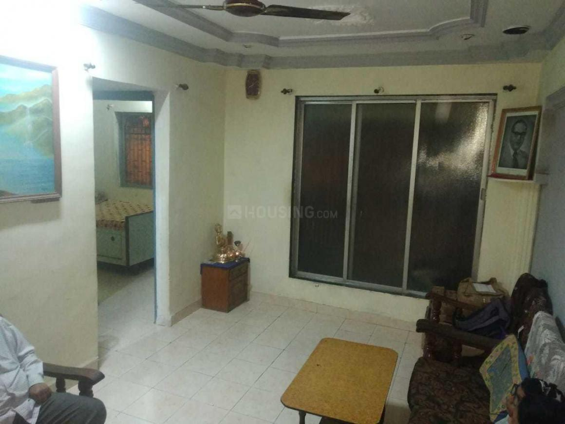Living Room Image of 350 Sq.ft 1 RK Apartment for rent in Greater Khanda for 7000